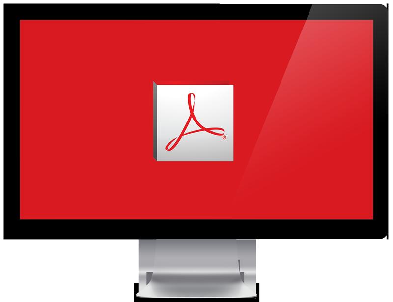 Adobe Reader - Échange de fichiers électronique