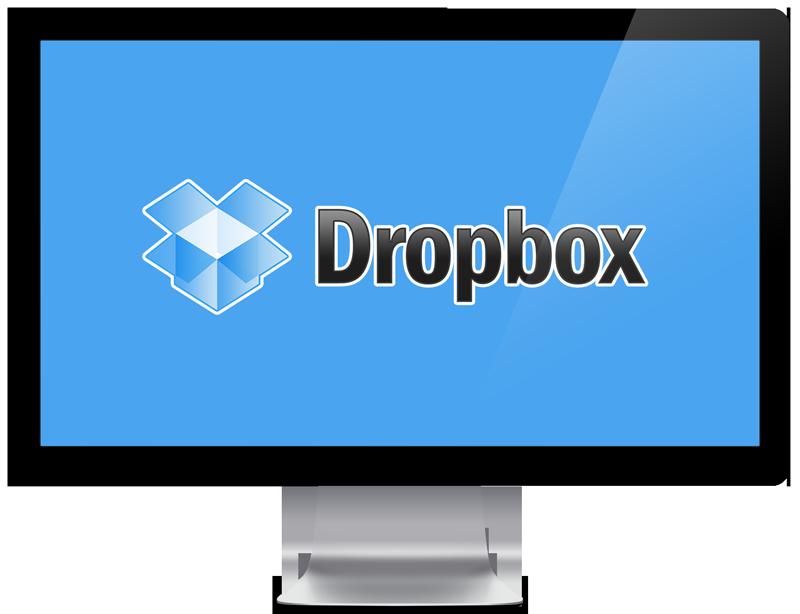 Dropbox - Échange de fichiers dans le cloud